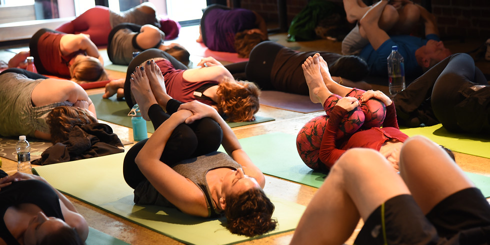 Yoga Class and Fill Your Glass at Triumph Brewery September 9