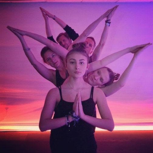 Yoga at Nurture Spa