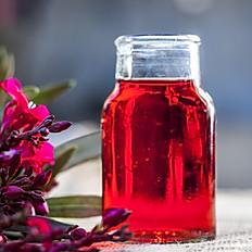 Thé glacé à la fleur d'hibiscus