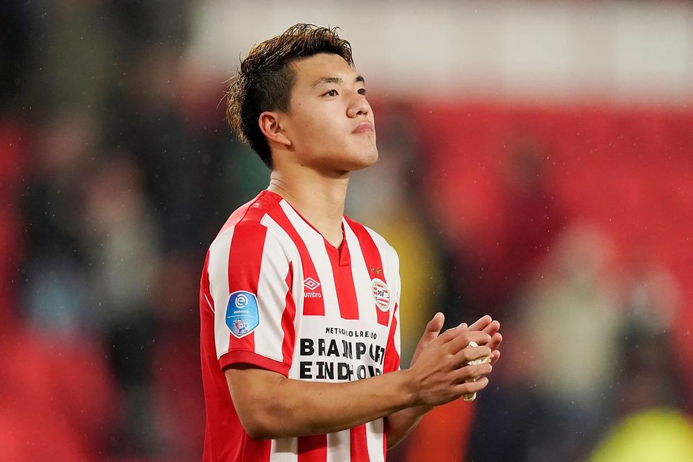 Ritsu Doan at PSV Eindhoven
