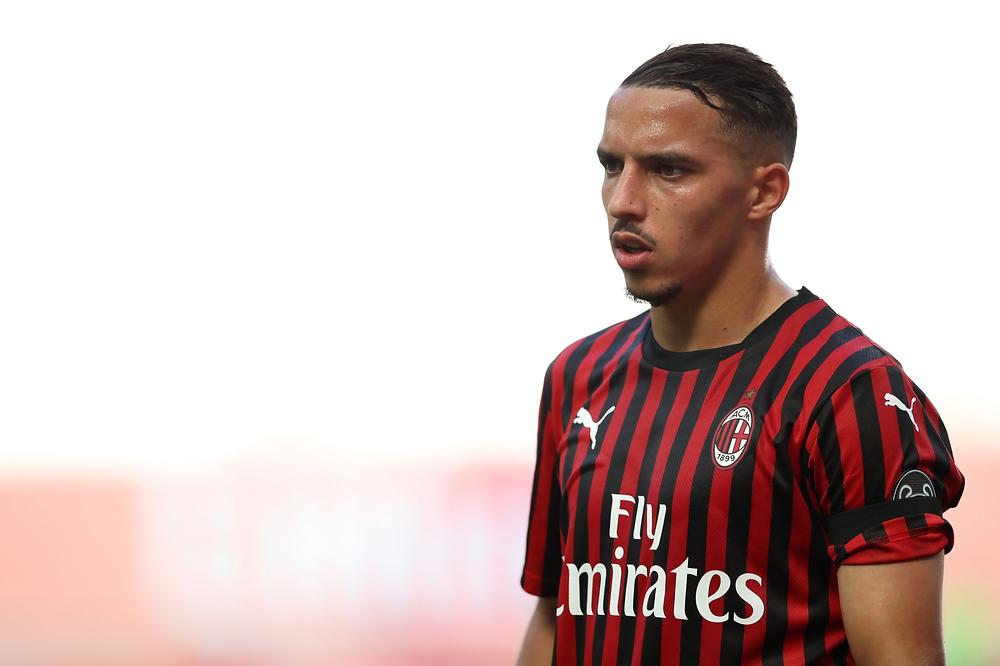Ismaël Bennacer AC Milan