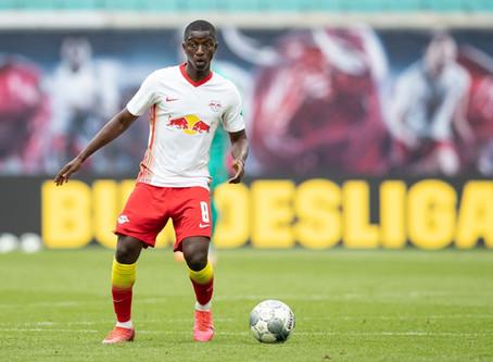 Assessing Amadou Haidara's first full Bundesliga season