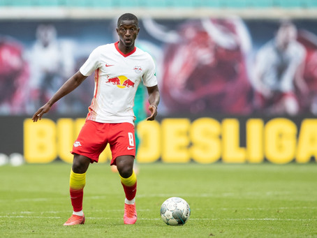 Assessing Amadou Haidara's first full Bundesliga season