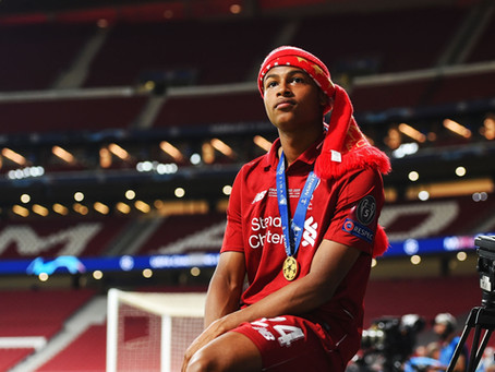 Exclusive: Scouted Football talk to Rhian Brewster
