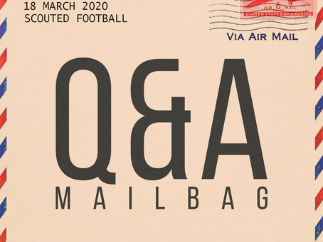 Scouted Mailbag: March 18