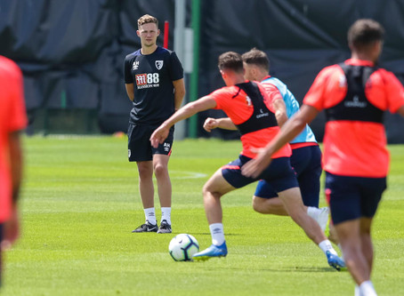 Inside AFC Bournemouth: an exclusive interview with Andy Howe