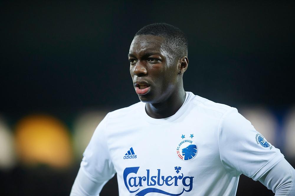 Adil Aouchiche AS Saint-Étienne