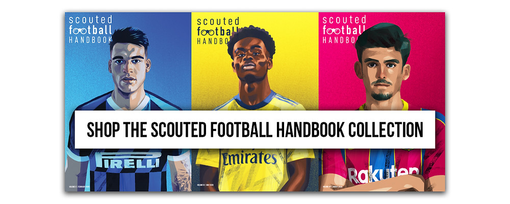 Scouted Football Handbook Collection
