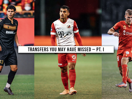 Transfers You May Have Missed – Part I