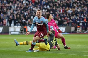 Jarrod Bowen scores against Southampton