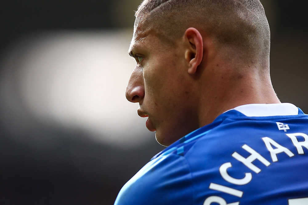 Richarlison at Everton