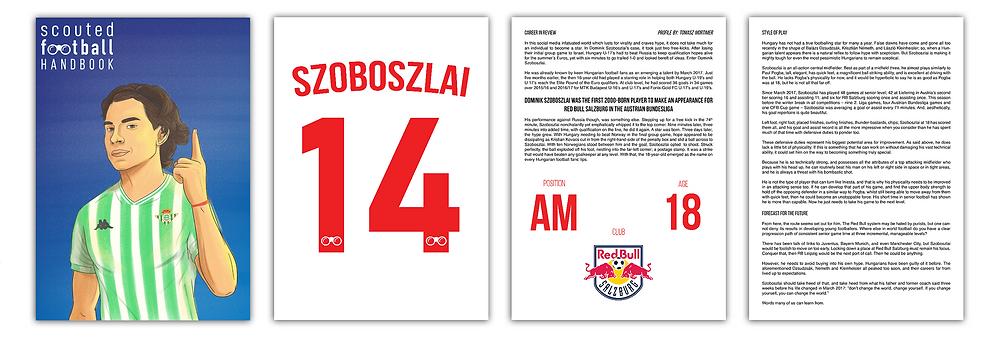 Scouted Football Handbook Dominik Szboszlai