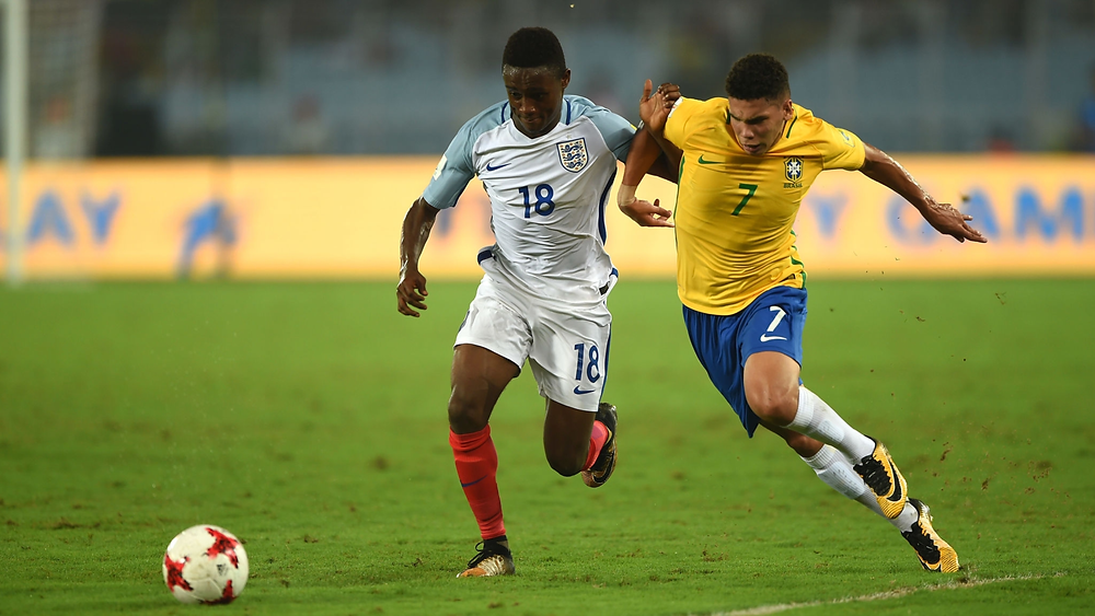Steven Sessegnon England Under-17