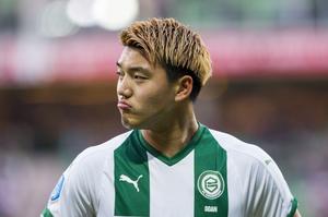 Ritsu Doan at FC Groningen