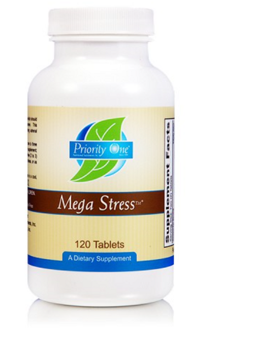 Mega Stress (120 Tablets)