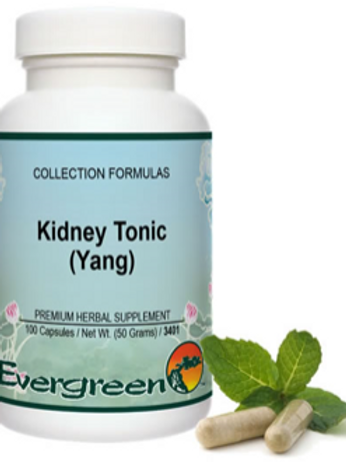 Kidney Tonic (Yang) - Capsules (100 count)