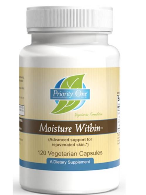 Moisture Within (120 Vegetarian Capsules)
