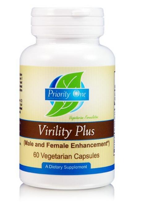 Virility Plus (60 Vegetarian Capsules)