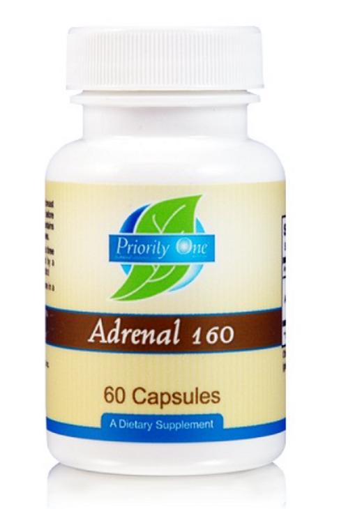 Adrenal 160mg (60 Capsules)