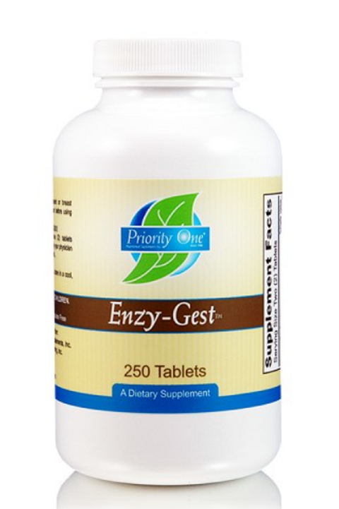 Enzy Gest™ (250 Tablets)