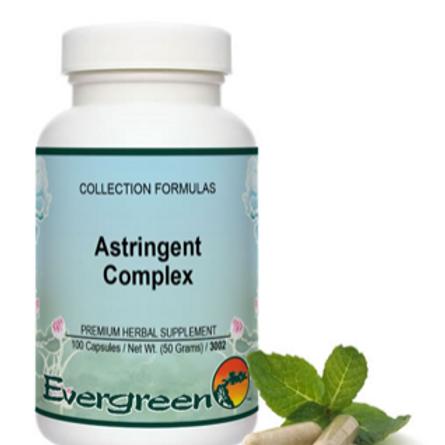 Astringent Complex - Capsules (100 count)