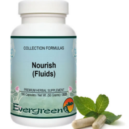 Nourish (Fluids) - Capsules (100 count)