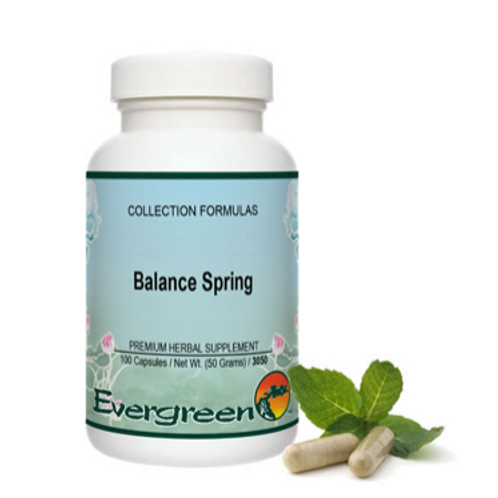Balance Spring - Capsules (100 count)