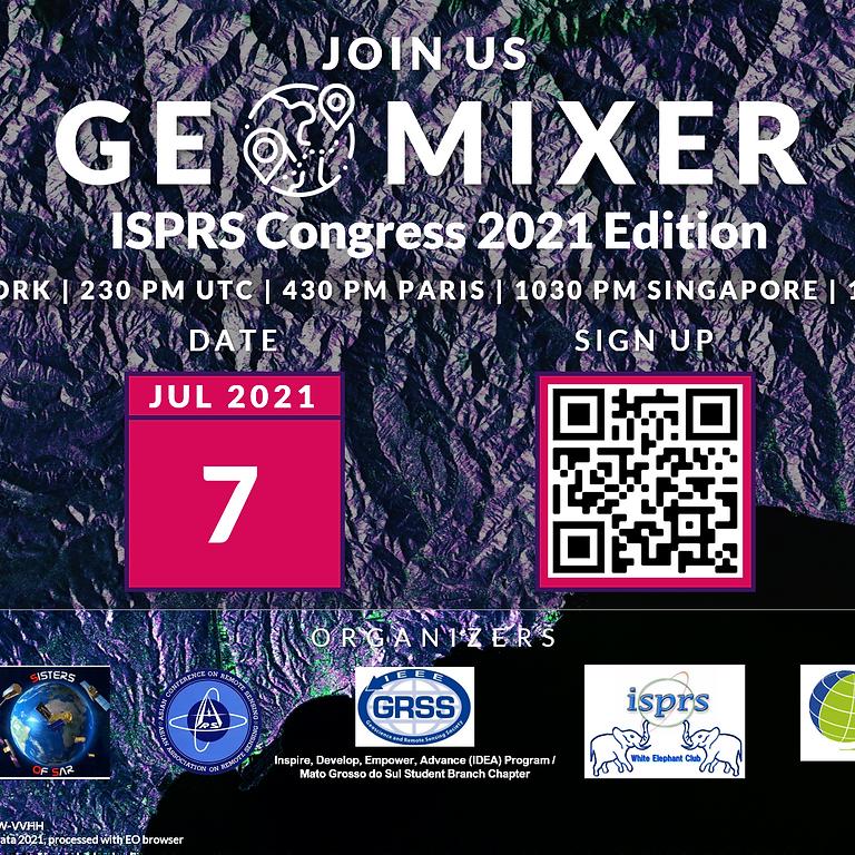 GeoMixer - July