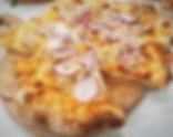 Pizza Scrocchiarella Tonno & Cipolla bianca aromatizzata al tartufo