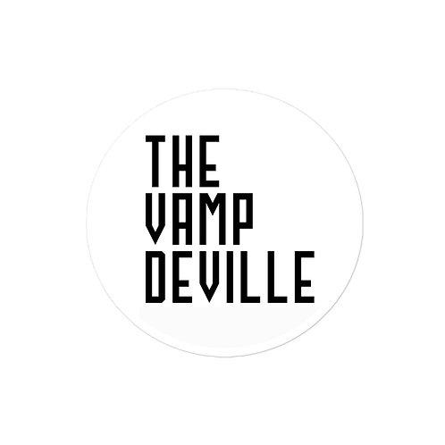 The Vamp DeVille Stickers