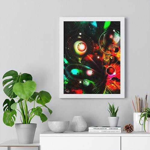"""Perspective"" | Premium Framed Vertical Poster"