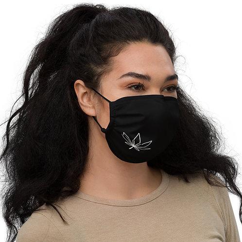 Mary Jane's Black Premium Face Mask