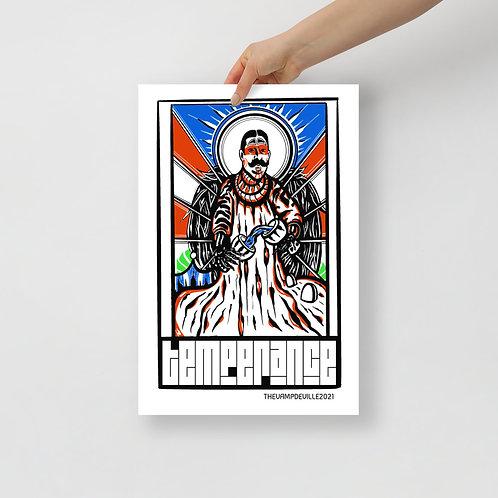 Temperance | Bohiti Tarot Poster