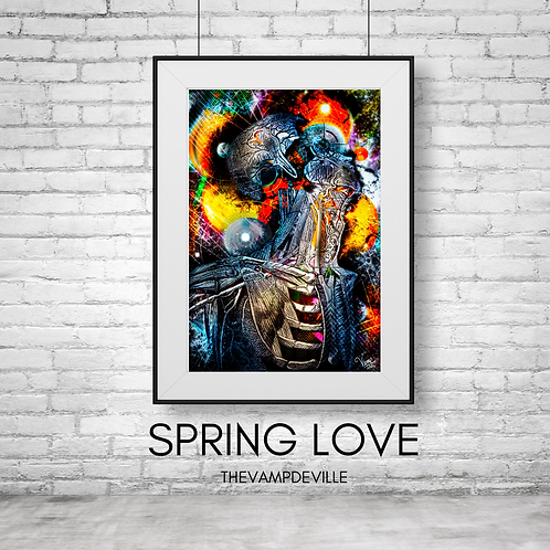 Spring Love | Limited Edition