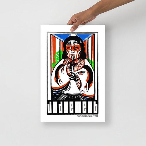 Judgement | Bohiti Tarot Poster