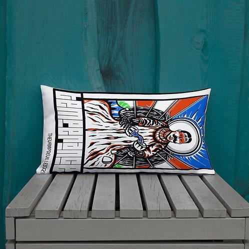 Temperance | Bohiti Tarot Premium Pillow