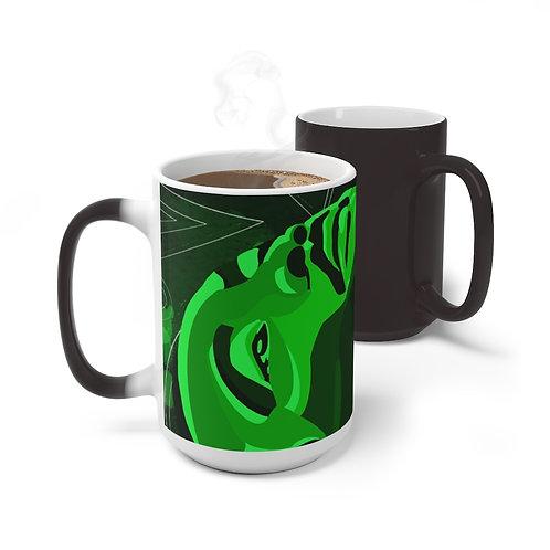 MLK Color Changing Mug
