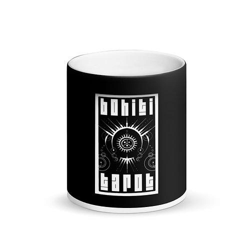 Bohiti Tarot Matte Black Magic Mug