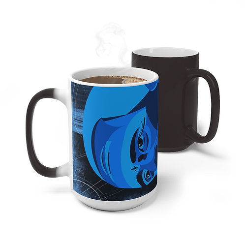 Obama Color Changing Mug