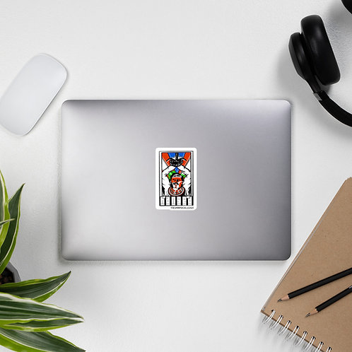 Bohiti Tarot | The Hanged Man Stickers
