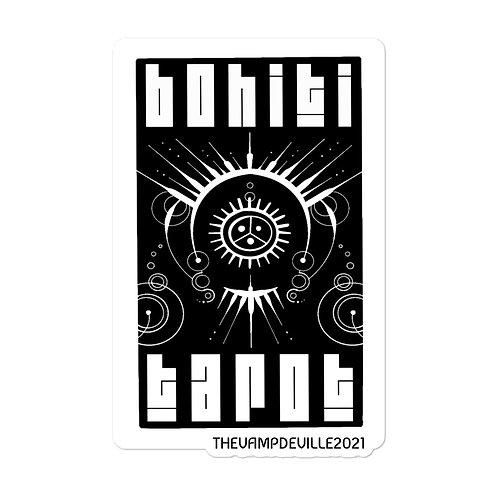 Bohiti Tarot Stickers