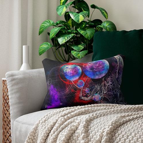 Where Is My Mind | Spun Polyester Lumbar Pillow