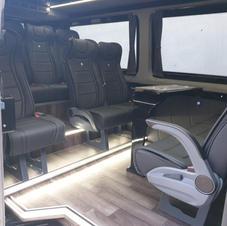 Mercedes-Benz Sprinter Black Tourer