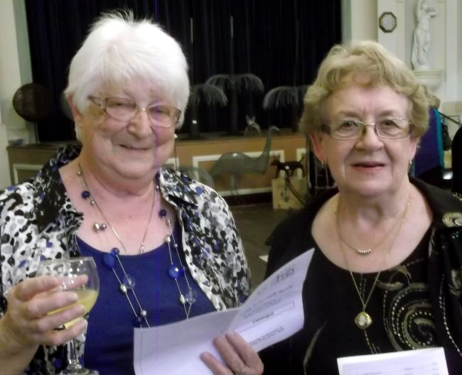Merle Parsons and Marion Hales