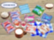 Онежская молочная продукция
