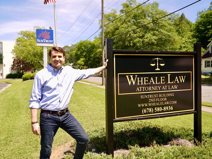 Hard Launch:  Wheale Law Firm is Ready to Serve