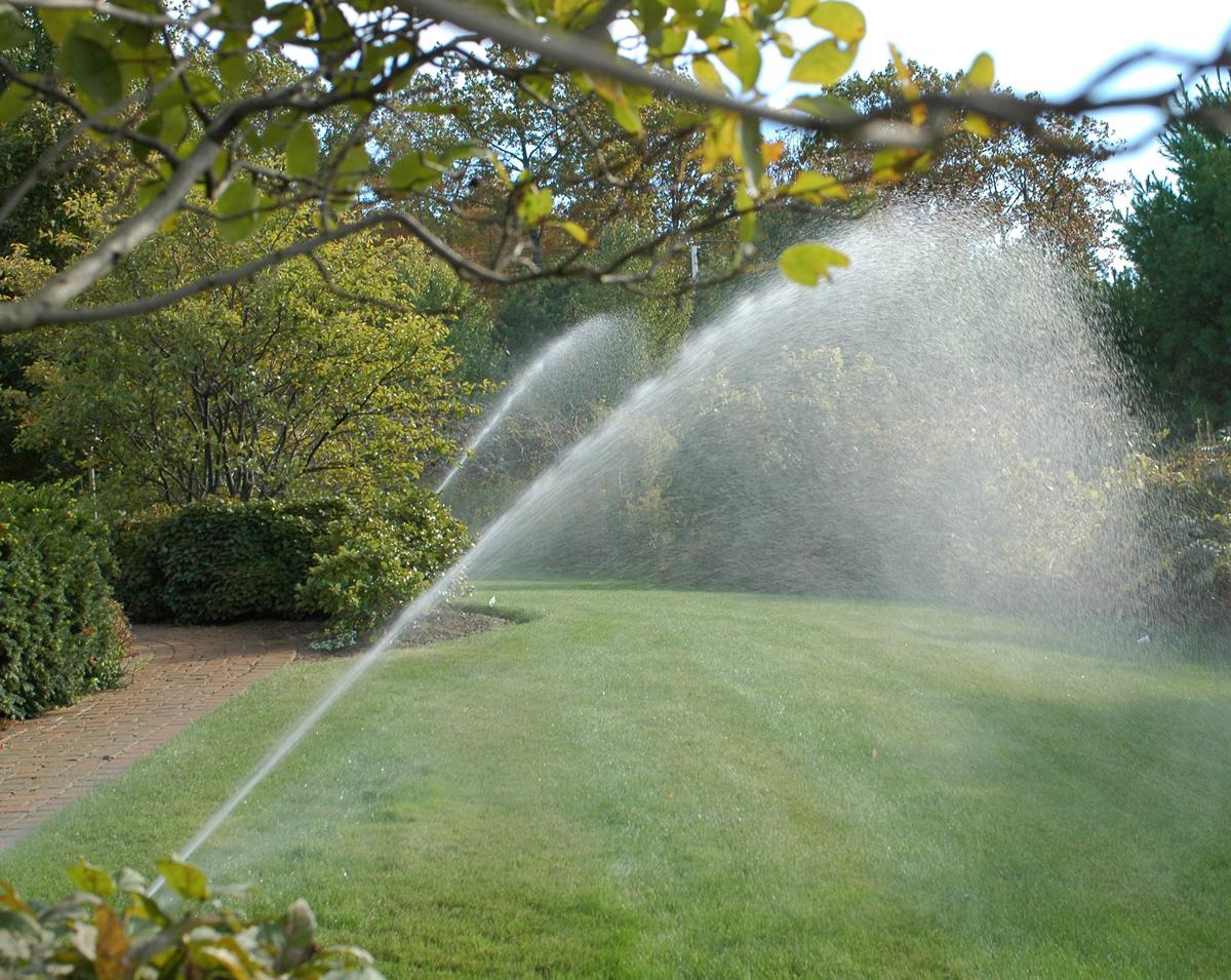 Irrigation-pop-up-rotars
