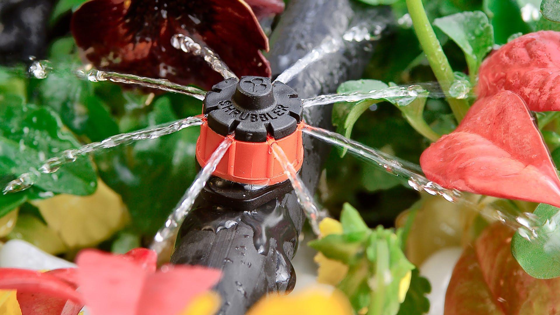 Irrigation-drip-head