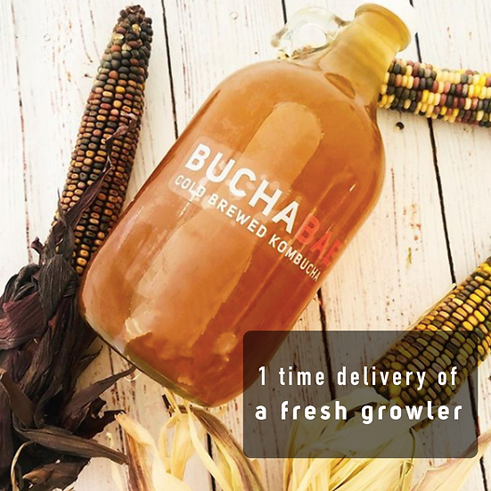 1 Growler Delivery | Glass Growlers