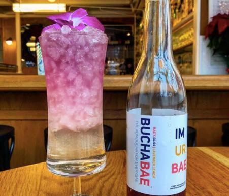BaeTails | Kombucha Cocktails